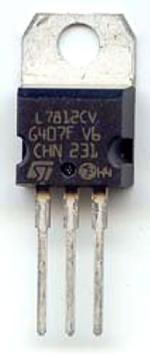 SpannungsreglerL7812CV