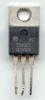 Spannungsregler MC7905CT