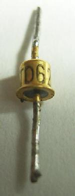 Tunnel-Diode (Esaki-Diode) Wird unter anderem in Sweep- und Trigger Units eingesetzt