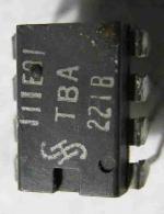 TBA221B  INTEGRATED CIRCUIT TBA221B  DIP-8