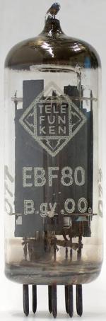 Datumscode gy = Dez. 1951, Fertigung Berlin