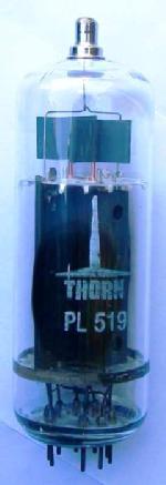 A Thorn PL519 valve.