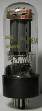 TRIAD 6L6GC made in Germany