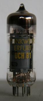 UCH81_Funkwerk Erfurt_Deutschland