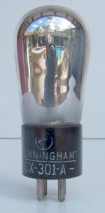 Cunningham CX301A Tube