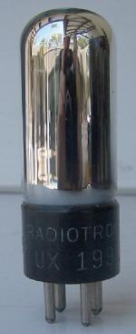 Radiotron UX199 Triode