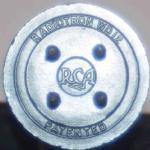 Markings on Bakelite base version of WD12