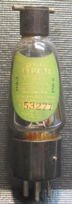 Rogers AC 32 tube