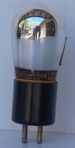 Supertron 201A Triode