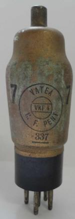 Radioröhre Vatea VKF4