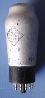VCL11 Telefunken