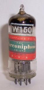 W150 MARCONI UK, MADE BY MULLARD FOR MARCONIPHONE