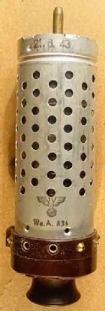 RV12P4000, Wa.A.836, Wehrmachteigentum, TeKaDe, 26/43, 21.6.43