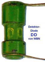Aus einem Detektorempfänger.
