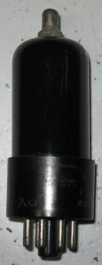 X61 AWV Radiotron brand Australian made.