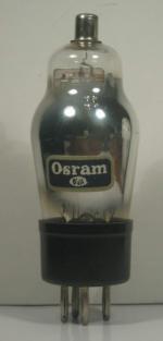 Ansicht mit Osram-Sticker