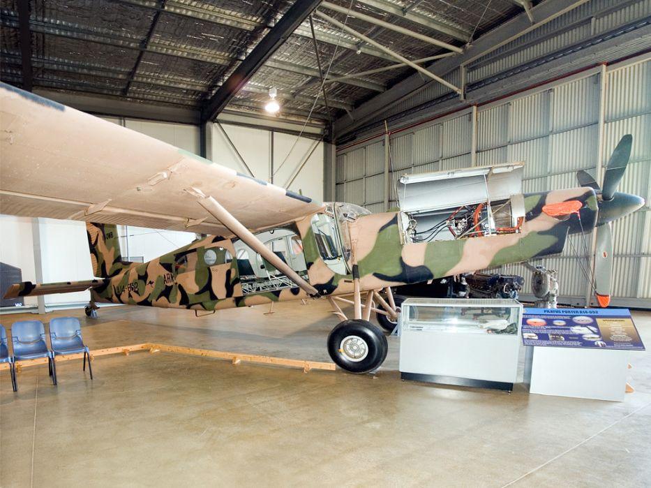 Oakey Australia  City new picture : Australia: Australian Army Flying Museum Oakey Army Aviation Centre ...