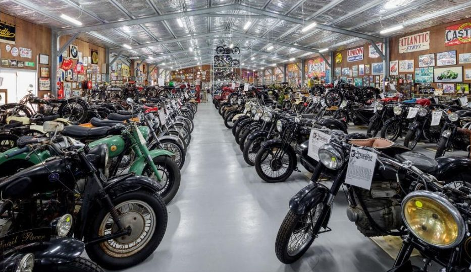 National Motorcycle Museum >> The National Motorcycle Museum Of Australia Museum Finder