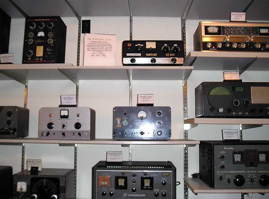 The Manitoba Amateur Radio Museum MARM :: Museum Finder, Gui