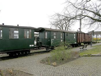 Germany: Bahnhof Burg (Spreewald) in 03096 Burg (Spreewald)