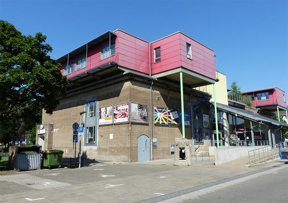 bunkermuseum oberhausen museum finder guide radio tech. Black Bedroom Furniture Sets. Home Design Ideas