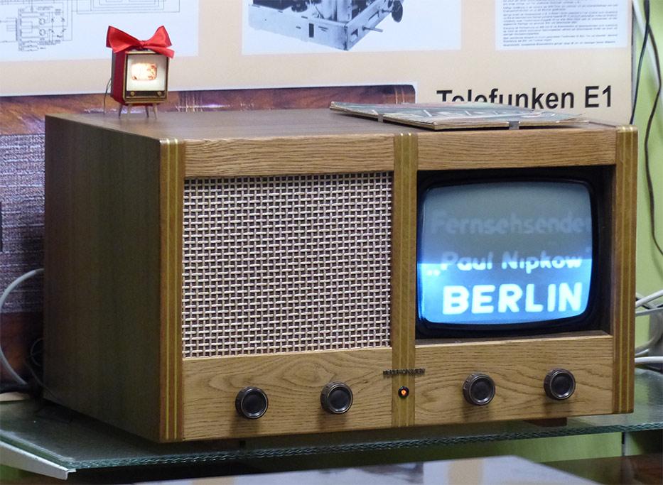 Das Rundfunkmuseum Museum Finder Guide Radio Technical