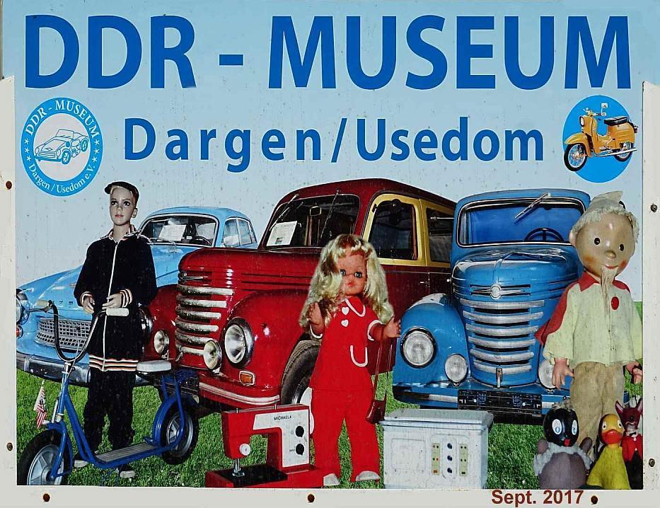 Ddr Museum Dargen Ehemals Technik Und Zweiradmuseum Museu