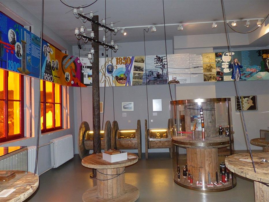 Deutsches Drahtmuseum :: Museum Finder, Guide, Radio, techni