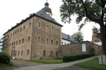 Germany: Gottfried Silbermann Museum - Orgelmuseum in 09623 Frauenstein
