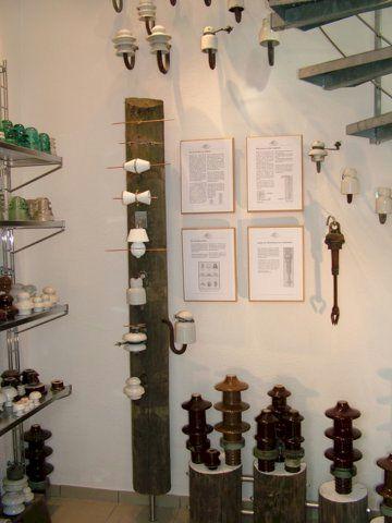 Isolatorenmuseum Lohr Am Main Sammlung Vormwald Museum Fi