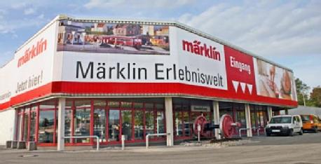 Germany: Märklin-Museum in 73037 Göppingen