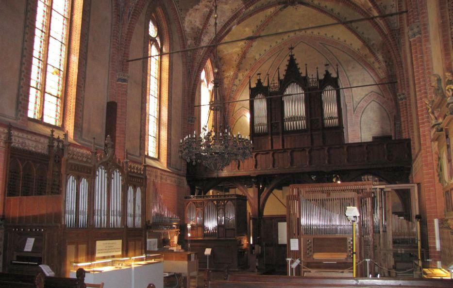 Orgelmuseum Malchow