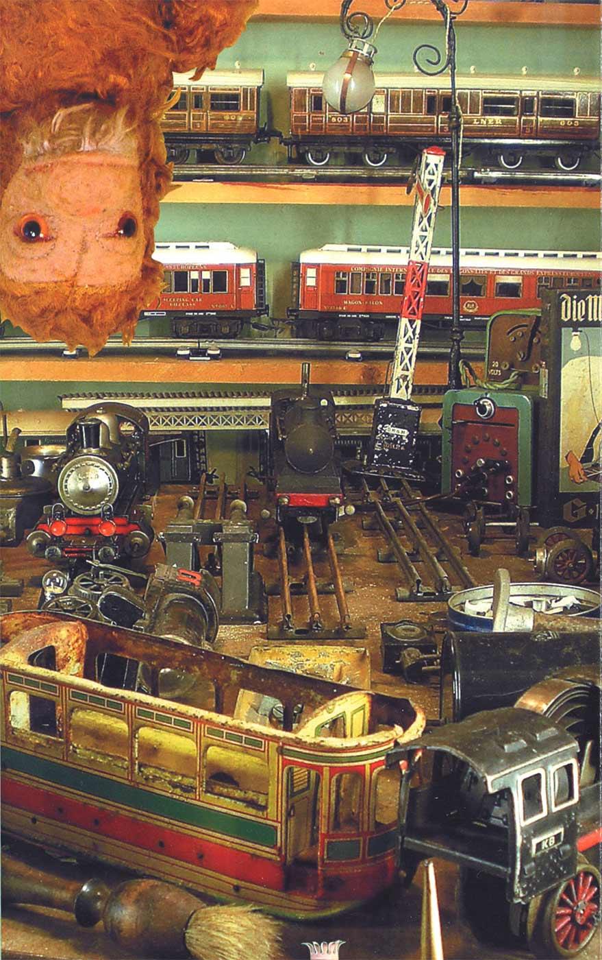 Mitteldeutsches eisenbahn und spielzeugmuseum museum find