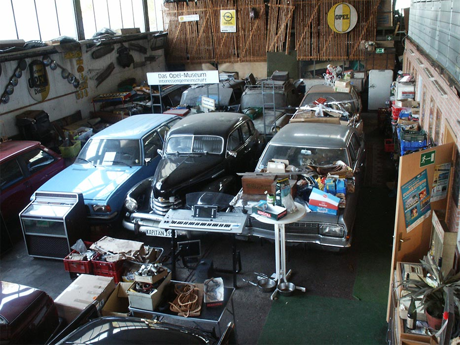 opel museum herne :: museum finder, guide, radio, technical