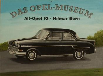 Germany: Opel-Museum Herne in 44625 Herne