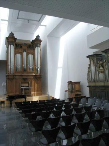 Germany: orgel ART museum rhein-nahe in 55452 Windesheim