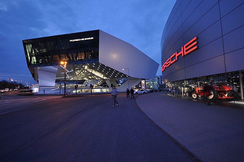 Porsche Museum :: Museum Finder, Guide, Radio, technical mus