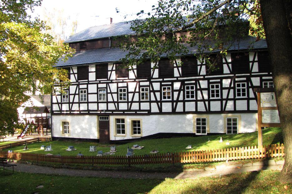 Technisches Museum Papiermuehle Zwoenitz :: Museum Finder, G
