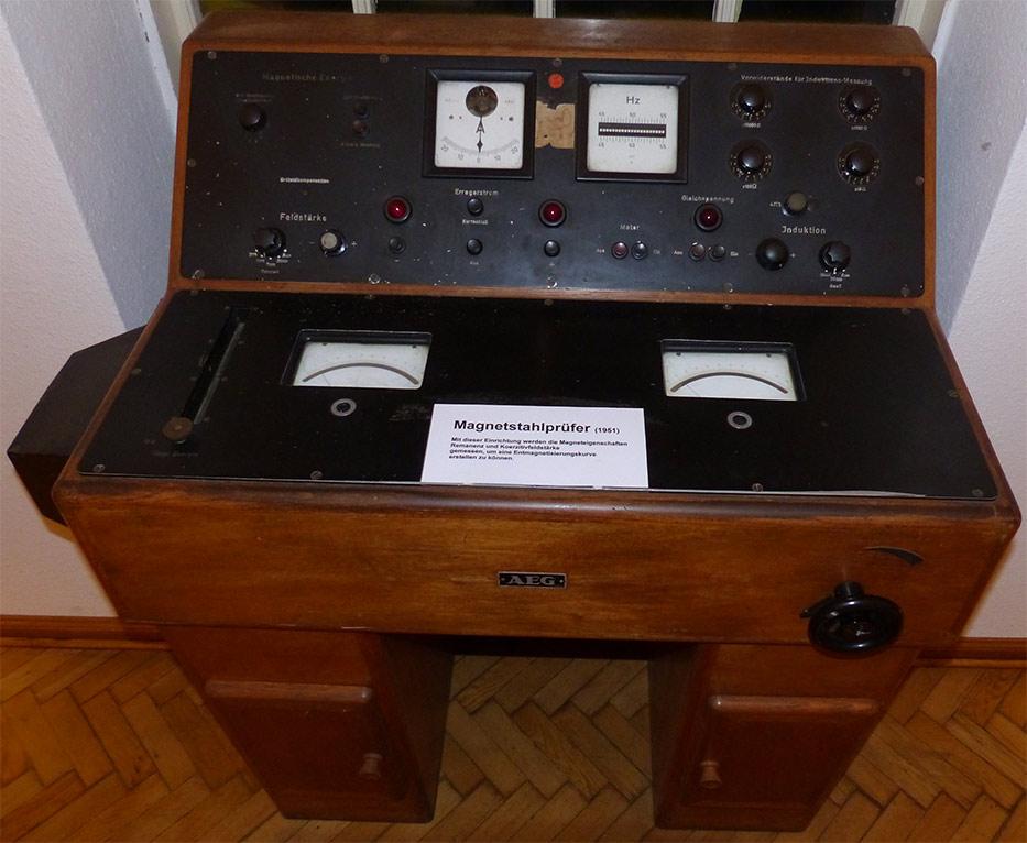 tridelta magnetmuseum    museum finder  guide  radio  techni