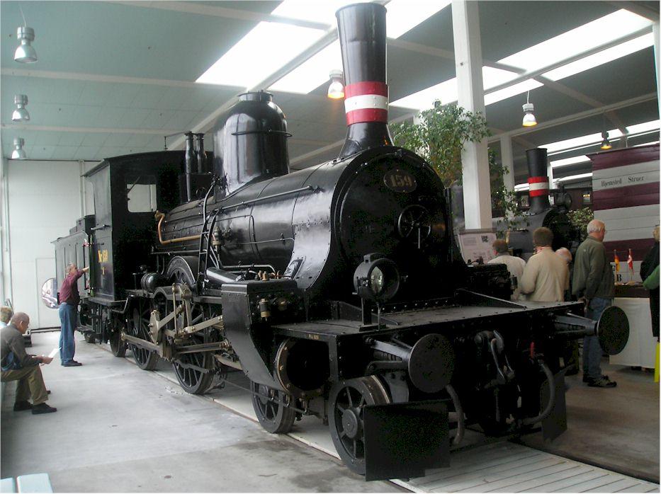 Danmarks Jernbanemuseum The Danish Railway Museum Museum