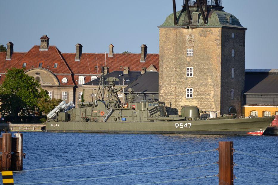 Fregatten Peder Skram Museum Finder Guide Radio Techni
