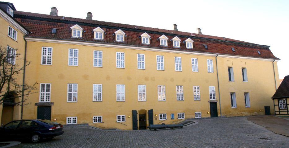 Orlogsmuseet Copenhagen Bodel rødovre