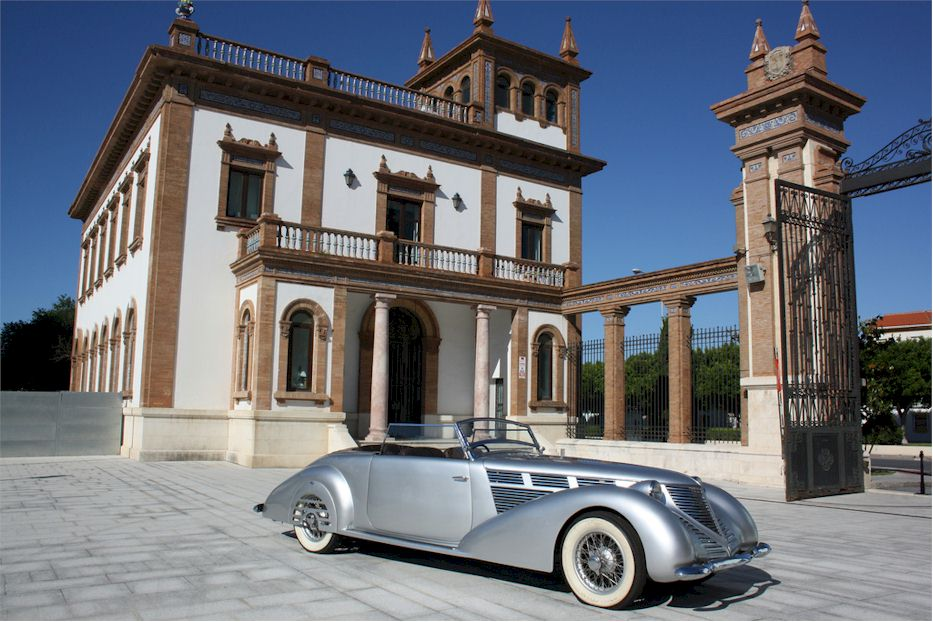 Museo Automovilistico de Malaga :: Museum Finder, Guide, Rad