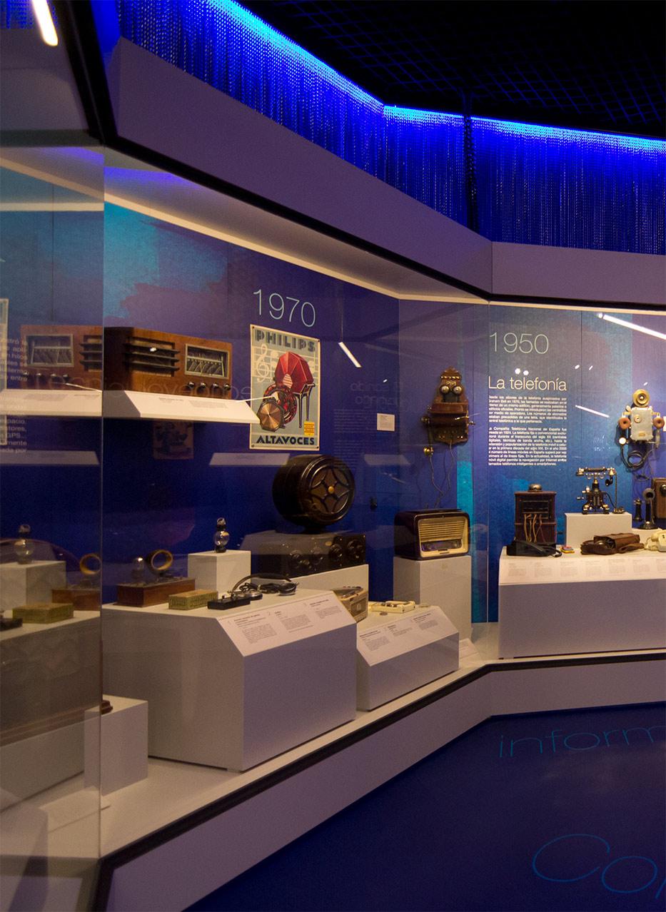 Museo Nacional de Ciencia y Tecnologia MUNCYT Alcobendas