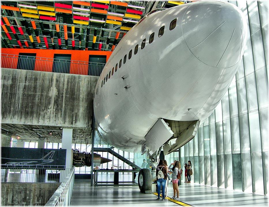 Museo Nacional de Ciencia y Tecnologia MUNCYT Coruna :: Muse