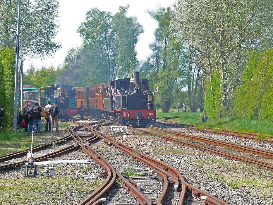 Cfbs chemin de fer de la baie de somme museum finder gui - Baie de la somme ...