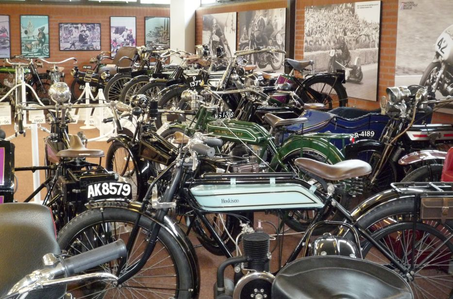 National Motorcycle Museum >> The National Motorcycle Museum Museum Finder Guide Radi