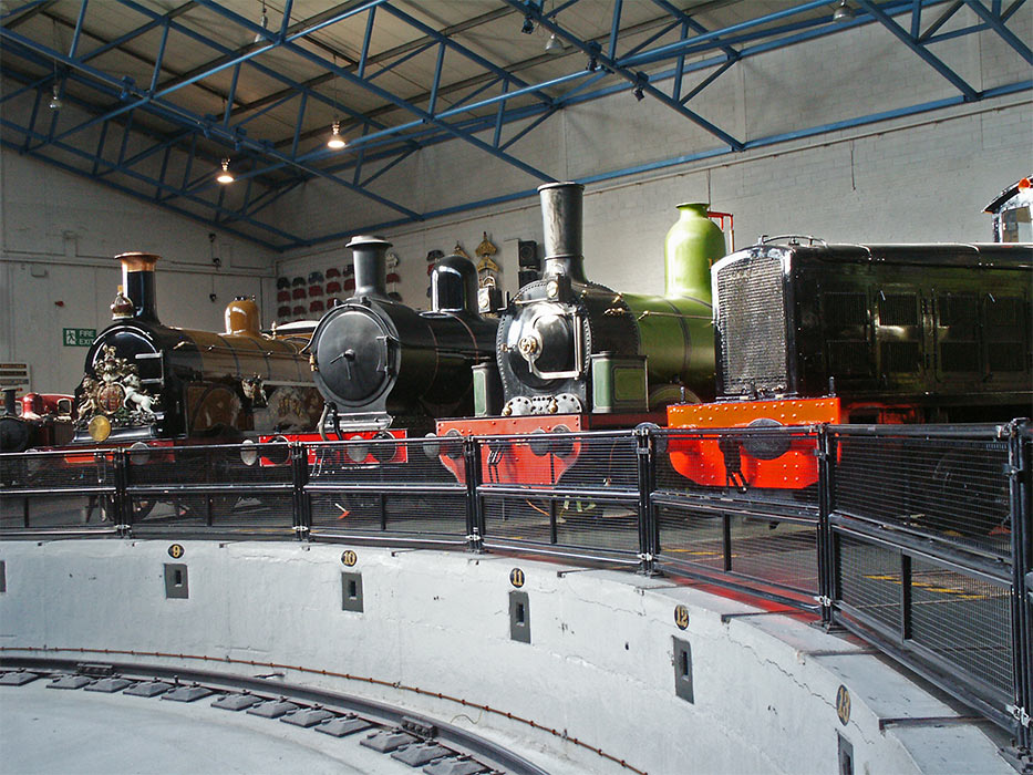 Foyer Museum York : Nrm national railway museum finder guide radio