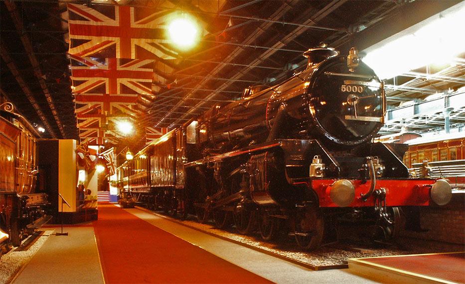 NRM National Railway Museum :: Museum Finder, Guide, Radio,