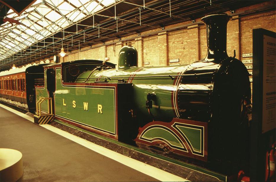 Foyer Museum York : Nrm national railway museum finder guide radio
